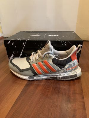 """Brand New Adidas Ultra Boost """"StarWars"""" Size 10.5 Never worn for Sale in Annandale, VA"""