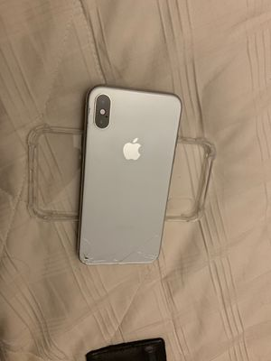 iPhone X 64 GB for Sale in Avondale, AZ