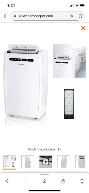 Honeywell Portable AC like new for Sale in Malden, MA