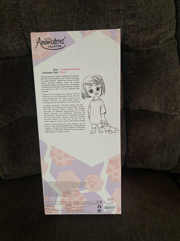 Disney Animators Collection BOO Doll