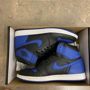 Authentic Air Jordan 1 Royal for Sale in Normal, IL