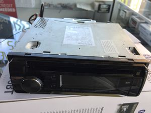 Kenwood Stereo receiver dual usb front and back aux cd am fm he radio Bluetooth pandora great unit used work perfect for Sale in Fremont, CA