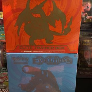 Pokémon evolutions Elite Trainer Boxes for Sale in Clearwater, FL
