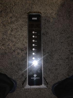 Xfinity Comcast dual band WiFi modem for Sale in Stockton, CA