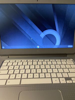 HP Chrome laptop for Sale in Mount MADONNA, CA