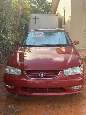 Toyota Corolla 2002 Sport for Sale in Miami Springs, FL