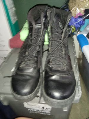 Womens Combat style boots. Size 8 for Sale in Lemon Grove, CA