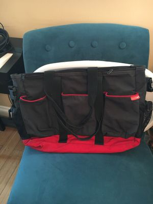 Skip hop diaper bag double for Sale in Los Angeles, CA