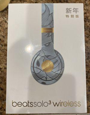 Beats Solo 3 Wireless Rare! for Sale in Winter Garden, FL