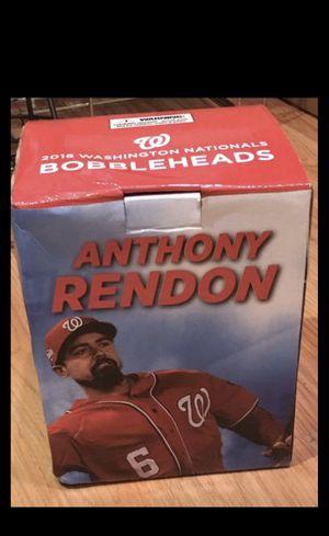 Anthony Rendon bobblehead for Sale in Falls Church, VA