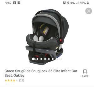 Graco Bundle Car Seats Stroller Napper Changer for Sale in Missouri City, TX