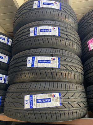 245/50/20 new tire for Sale in Arlington, TX