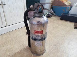 Vintage General fire extinguisher CP-10B for Sale in Stockton, CA
