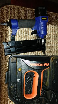 Staple and nail gun for Sale in Lehigh Acres,  FL