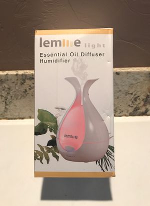 Essential Oil Diffuser & Humidifier for Sale in Reno, NV