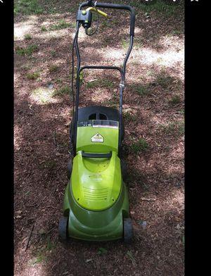 Electric lawnmower for Sale in Manassas Park, VA