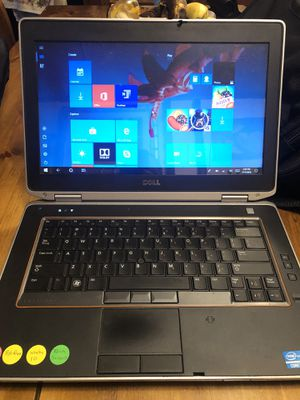 Dell Latitude E6420 touchscreen $150 no less cash only no trades for Sale in Atascosa, TX