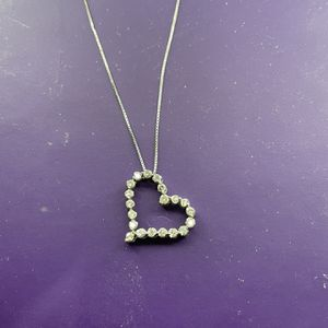 Diamond Heart Necklace for Sale in Smithtown, NY