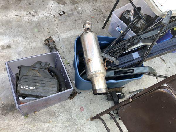 Toyota 1990 Supra MK3 turbo car & parts