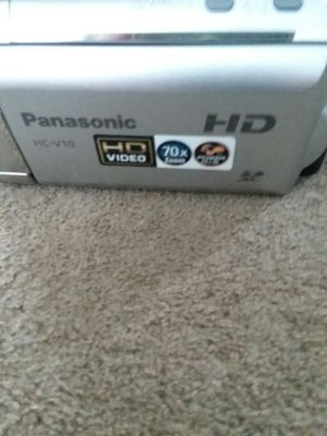 Panasonic HC-V10 camera for Sale in Lancaster, OH