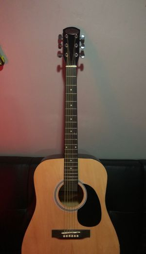 Johnson Dreadnought Acoustic Guitar Natura for Sale in Los Angeles, CA