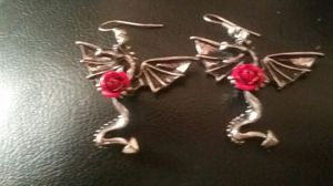 Sterling silver earing for Sale in Springfield, MA