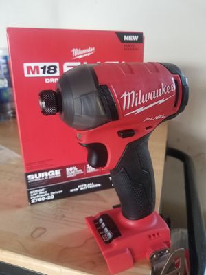 M18 Milwaukee Fuel Brushless Surge Impact Brand NEW tool only for Sale in Bakersfield, CA