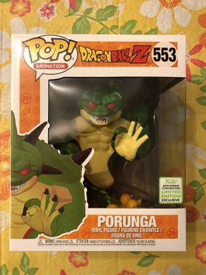 Funko Dragonball Z Porunga ECCC Shared for Sale in Alhambra, CA