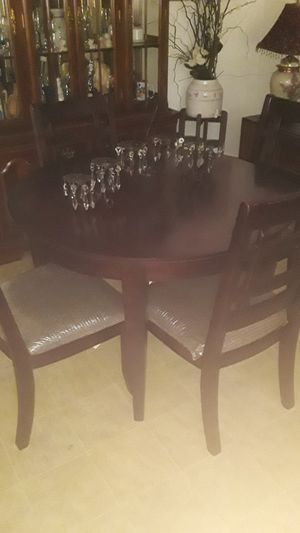 Beautiful kitchen table wood for Sale in Hayward, CA