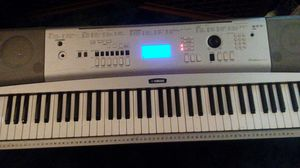 DGX230 Yamaha grand keyboard for Sale in Phoenix, AZ