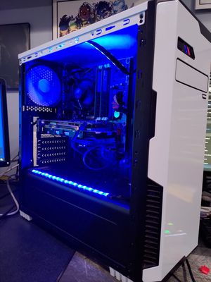 i7 RGB Gaming PC w GTX 1060 for Sale in Melrose Park, IL