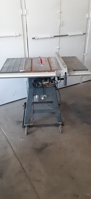 Table saw for Sale in Manteca, CA