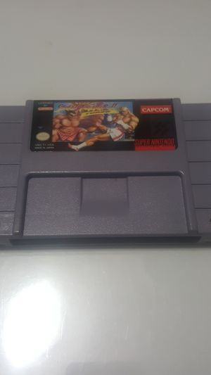 Super Nintendo game Street Fighter 2 Turbo use for Sale in Fort Lauderdale, FL