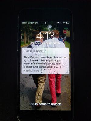 iPhone 6s iCloud locked passcode lock for Sale in Atlanta, GA