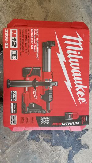 Milwaukee M12 Hammervac for Sale in Hillsboro, OR