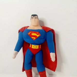 """Justice League Superman Plush Doll Soft Toy W/PVC Head 10"""" for Sale in Los Angeles, CA"""