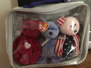 Ty beanie babies for Sale in South Houston, TX