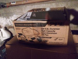 PPE 6.6l duramax oil pan for Sale in North Attleborough, MA
