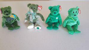 Beanie babies ( Irish ) for Sale in El Cajon, CA
