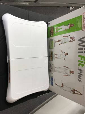 Nintendo Wii Fit Plus Board With Game $14.99 for Sale in Tampa, FL