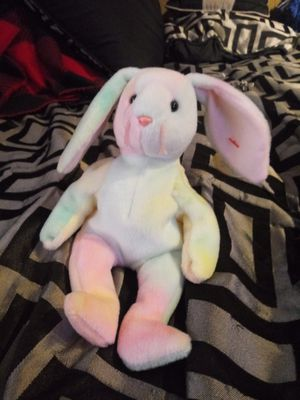 Original Hippie Beanie Baby May 4th 1998 with Errors for Sale in Wittmann, AZ