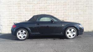 2001 Audi TT quattro all wheel drive manual for Sale in Sunbury, OH