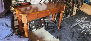 Ethan Allen Sideboard / buffet / desk for Sale in San Diego, CA