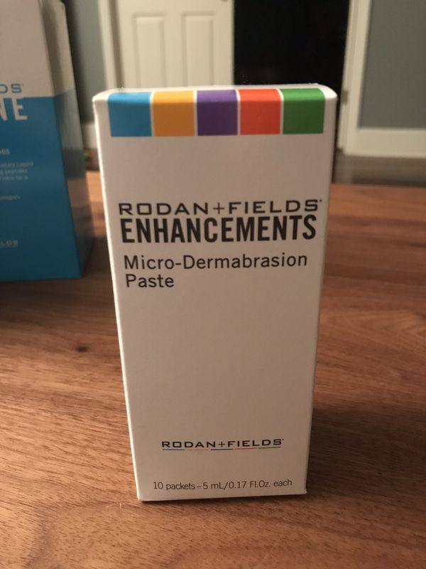 Rodan & Fields Microdermabrasion new