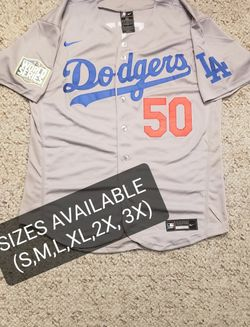 MOOKIE BETTS #50 (NIKE) GREY for Sale in Claremont,  CA
