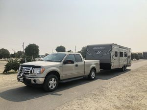 2010 F150 and 2017 Keystone Hideout 26' Bunkhouse- Great Condition for Sale in Clovis, CA