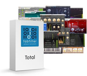 FabFilter Total Bundle. (WINDOWS ONLY). Fast Delivery for Sale in Miami Springs, FL