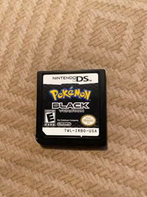Pokémon black version for Sale in Phoenix, AZ