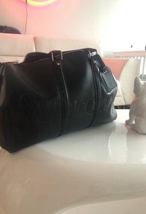 Supreme Louis Vuitton Duffle Bag originally $5500 for Sale in Washington, DC