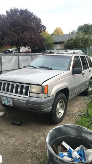 1997 Jeep Grand Cherokee for Sale in Salem, OR